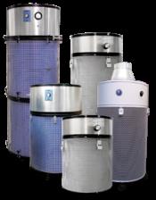 RAP series air cleaners